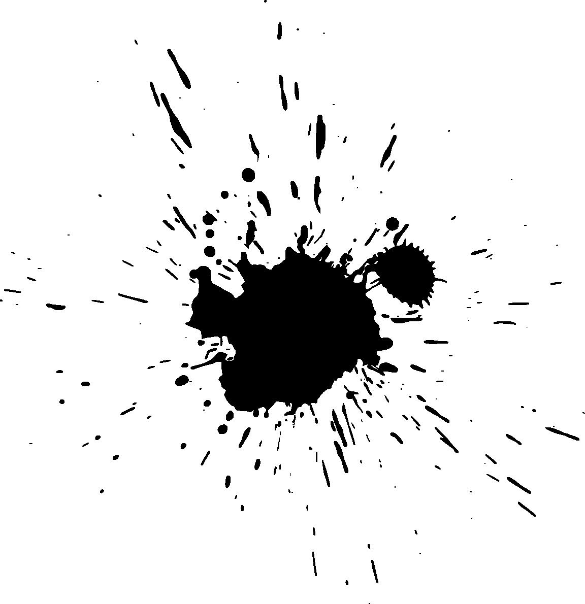 Splatter PNG - 20008