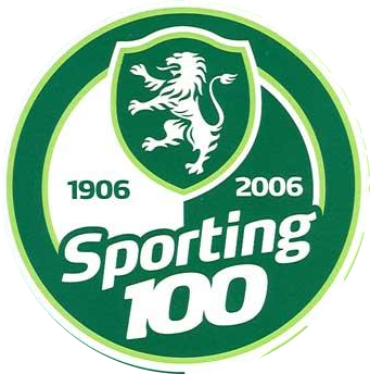 File:Sporting Clube de Portugal logo (100th anniversary).png - Sporting Clube De Portugal PNG