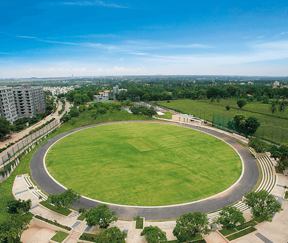 Sports Arena at Brigade Orchards Devanahalli Bangalore - Sports Arena PNG