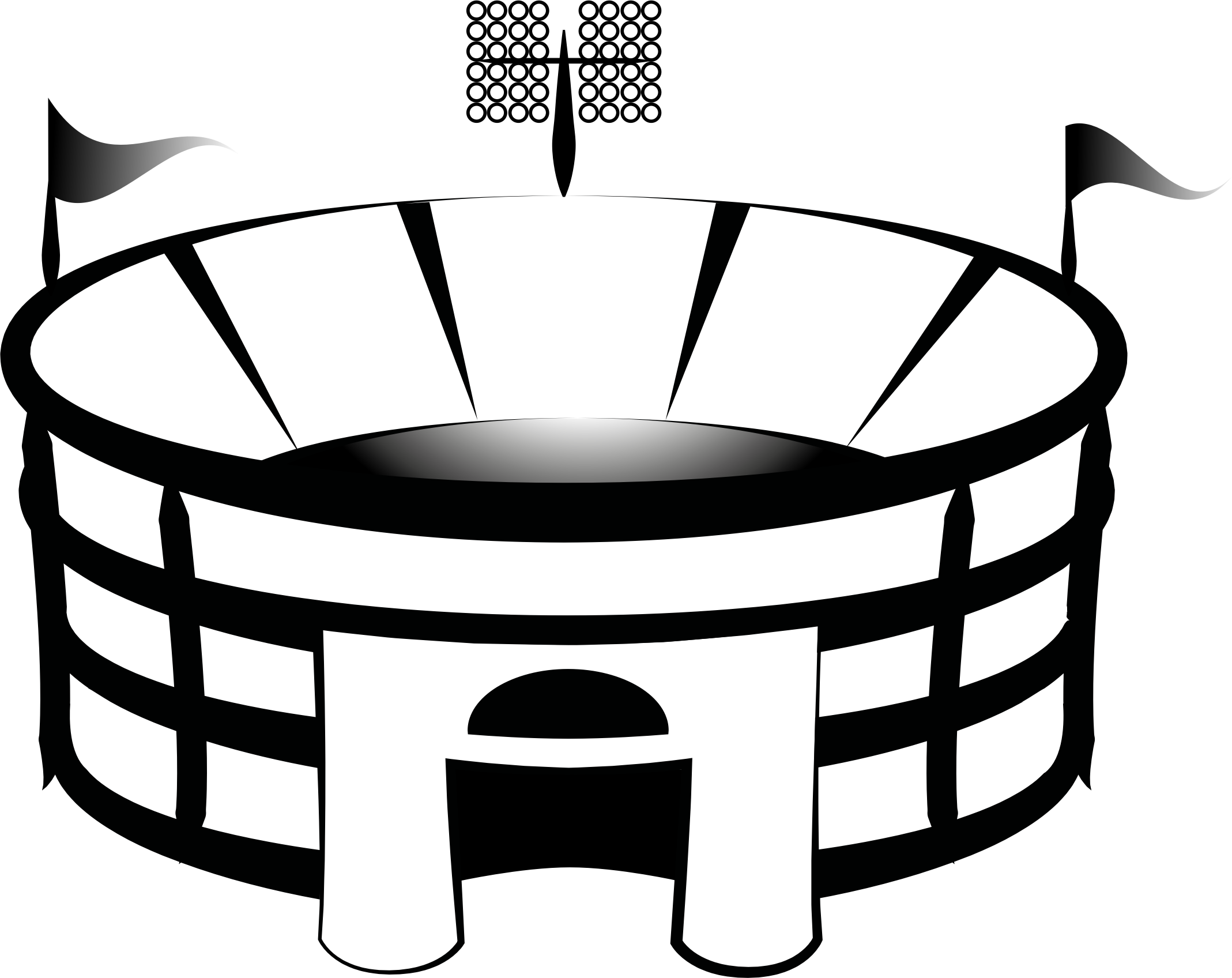 This free Icons Png design of Football Arena PlusPng.com  - Sports Arena PNG