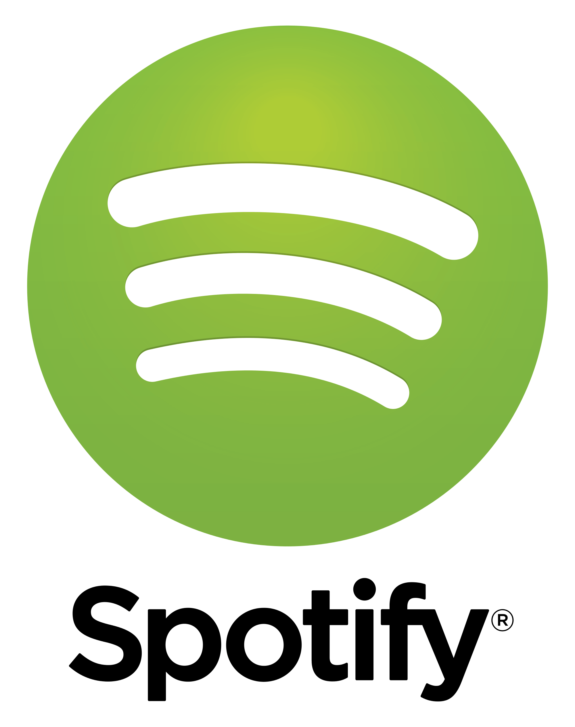 Spotify Music app icon PlusPn