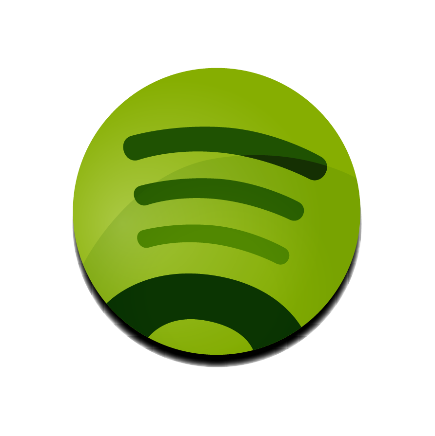Spotify Vector PNG - 101846