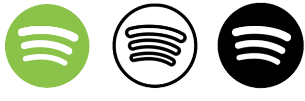 spotify icons - Spotify Vector PNG