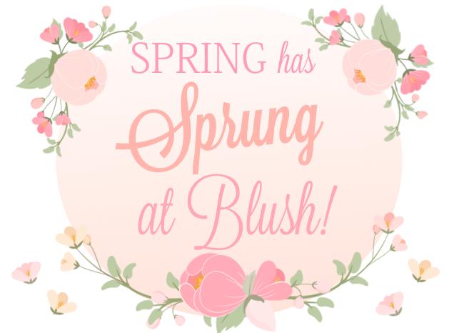Spring Has Sprung at Blush - Spring Has Sprung PNG