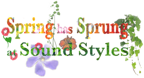 Spring has Sprung at Sound Styles - Spring Has Sprung PNG