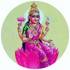 Sri Adi Lakshmi Devi - Lakshmi PNG
