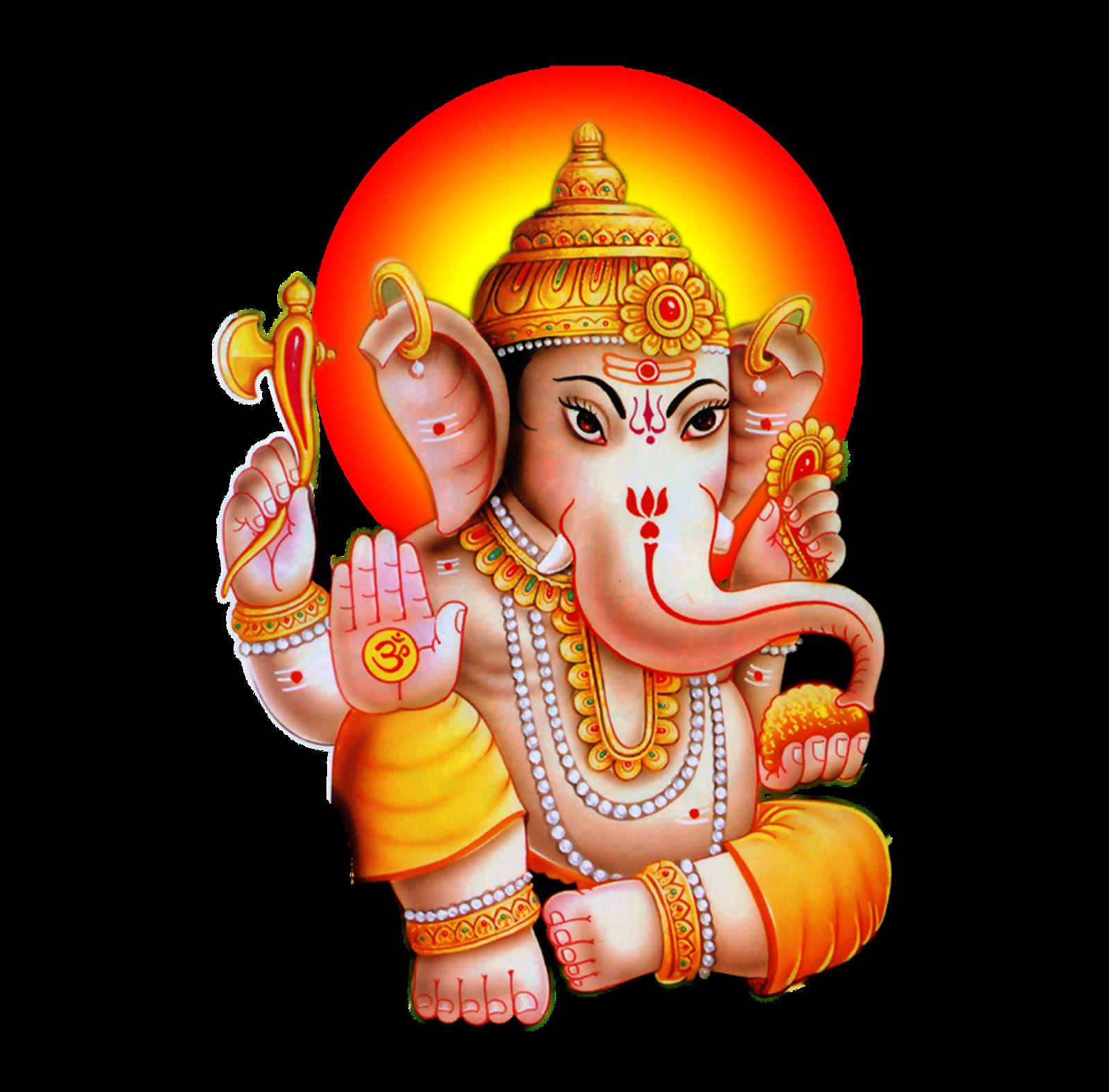Sri Ganesh HD PNG-PlusPNG.com-1600 - Sri Ganesh HD PNG