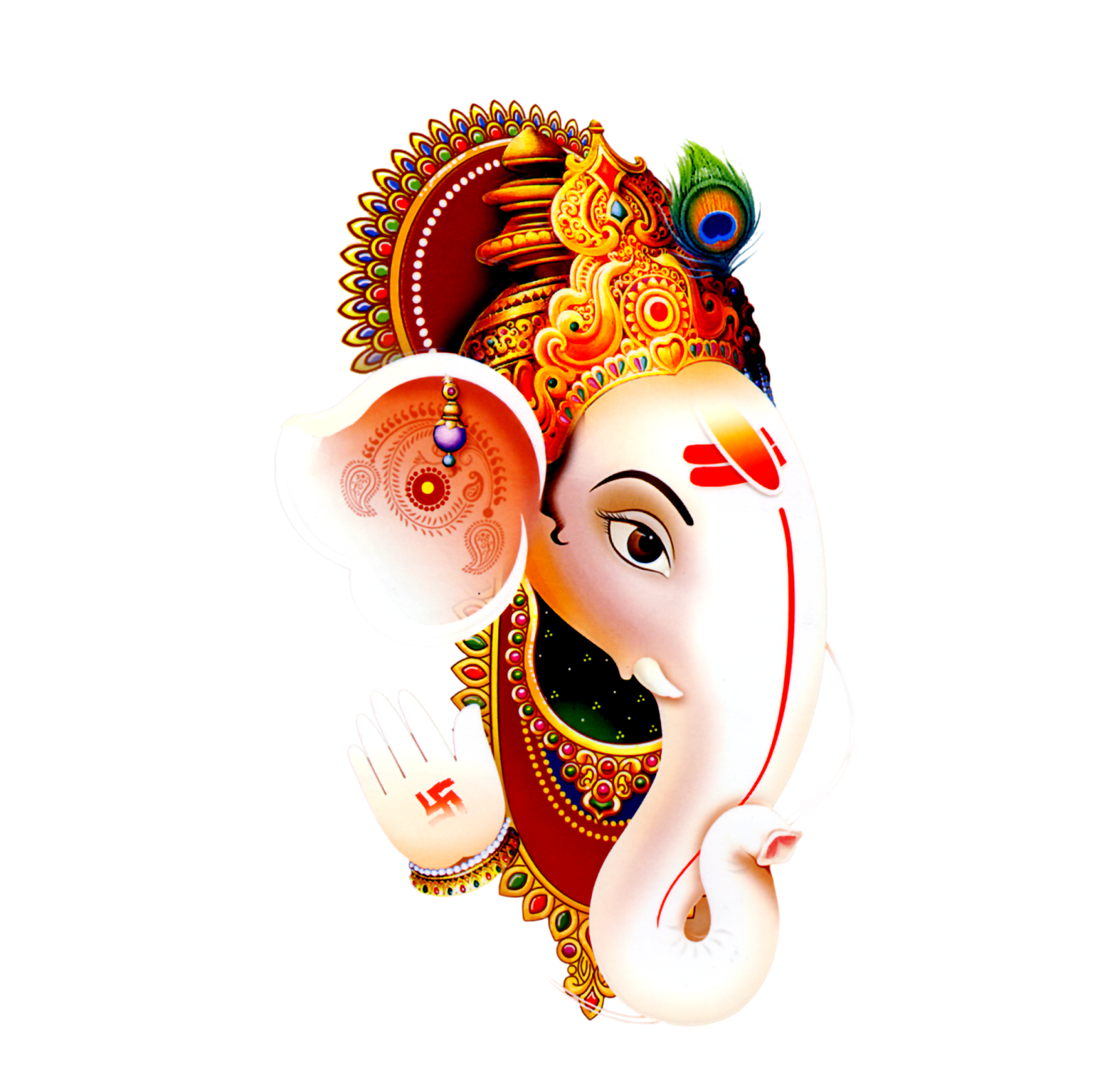 Pyrite Club Images: Lord Ganesha - Sri Ganesh HD PNG