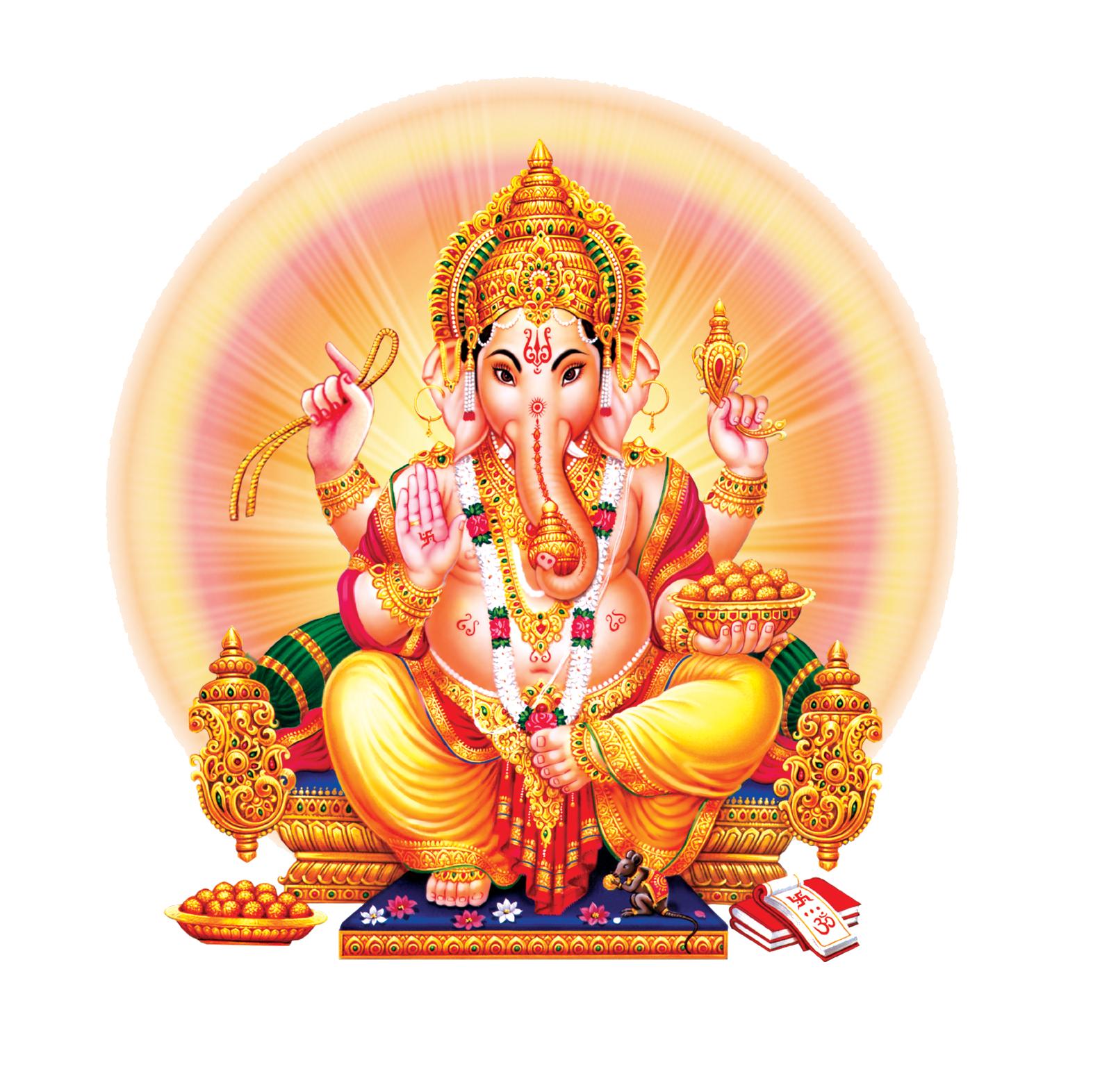 Sri Ganesh PNG Transparent Im