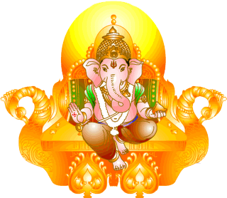Sri-Ganesh-Transparent - Sri Ganesh HD PNG
