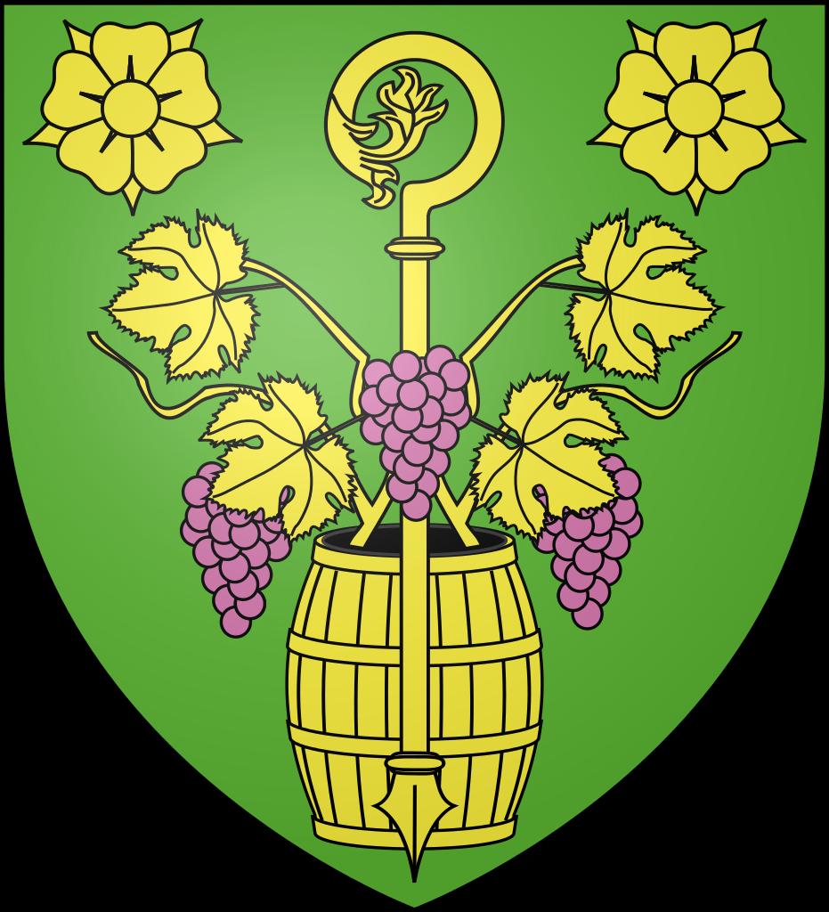 File:Blason ville fr Saint-Nicolas-de-Bourgueil (Indre-et-Loire).svg - St Nicolas HD PNG