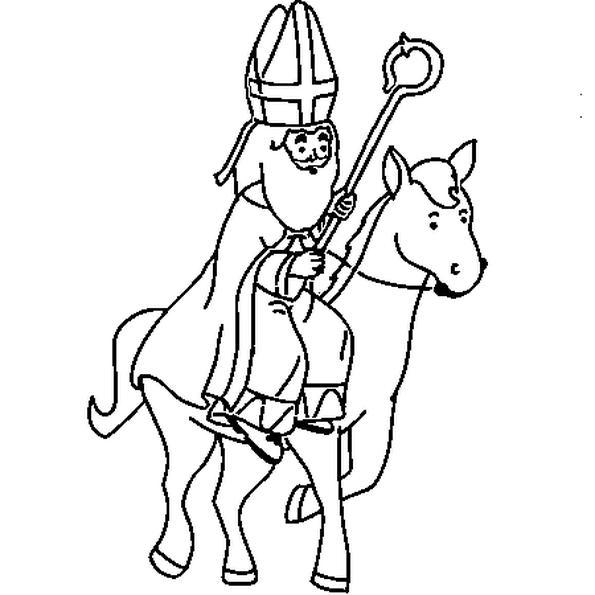 Get free high quality HD wallpapers coloriages a imprimer saint nicolas - St Nicolas HD PNG
