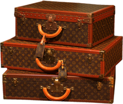 Stacked Luggage PNG - 44130