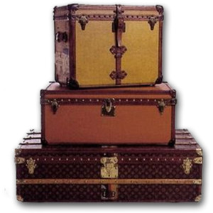 Stacked Luggage PNG - 44122