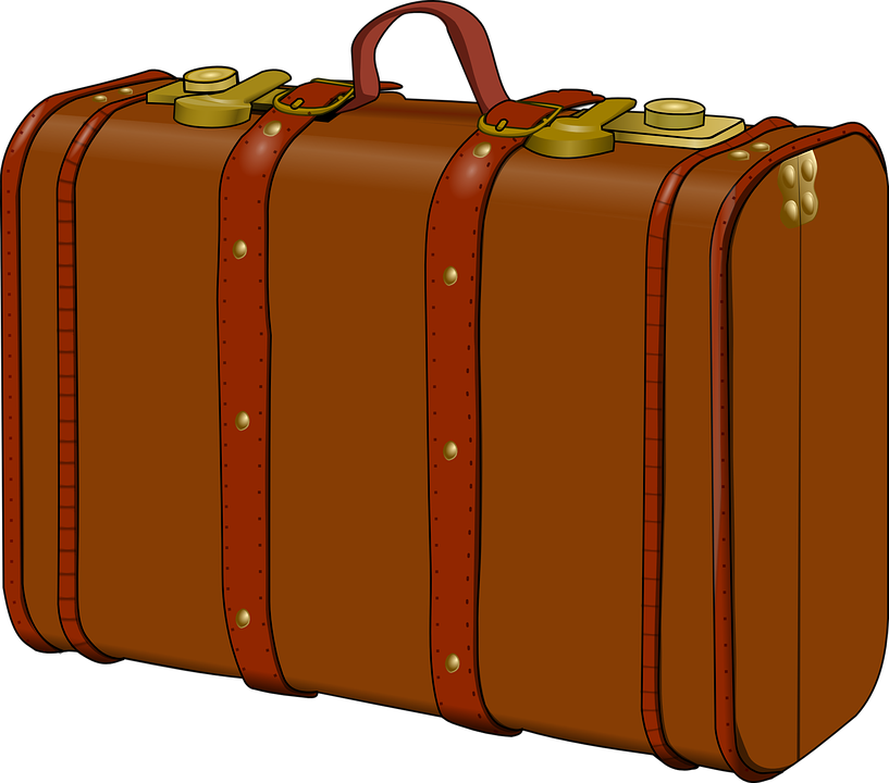 Stacked Luggage PNG - 44131