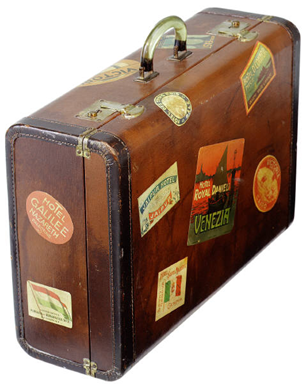 Stacked Luggage PNG - 44126
