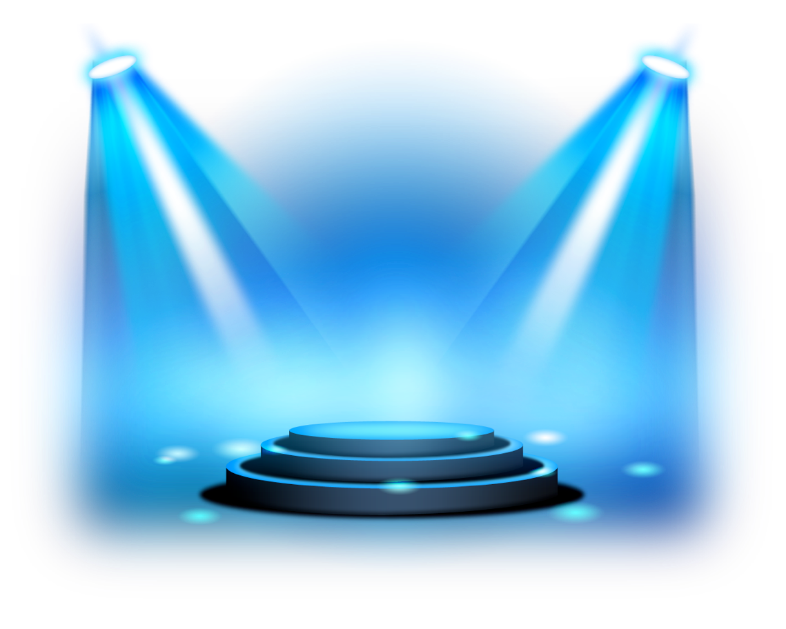Stage Lights PNG HD - 135848