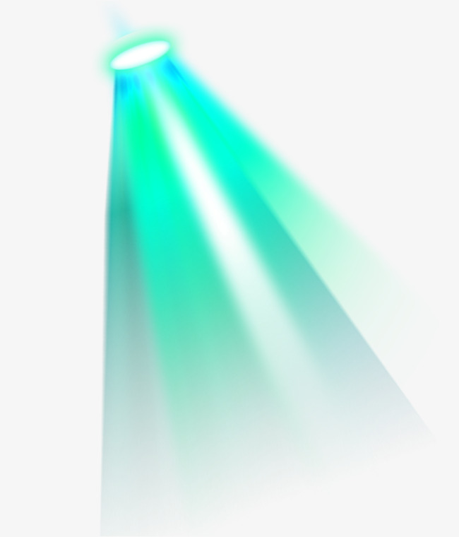Blue and green stage lights, Colorful Background, Stage Glare, Lantern Light  PNG Image - Stage Lights PNG HD