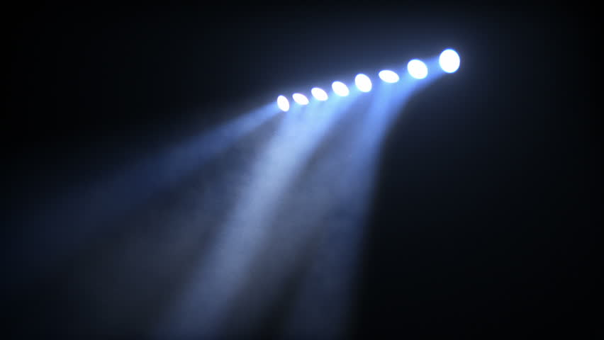 Bright stage lights flashing. Amber-Blue. SEE MORE COLOR OPTIONS IN MY  PORTFOLIO PlusPng.com  - Stage Lights PNG HD