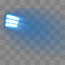 Stage Lights PNG HD - 135844