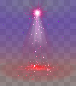 Stage lighting, Fountain At Night, Flashing Light Particles Block The  Rhythm Of Lines, - Stage Lights PNG HD