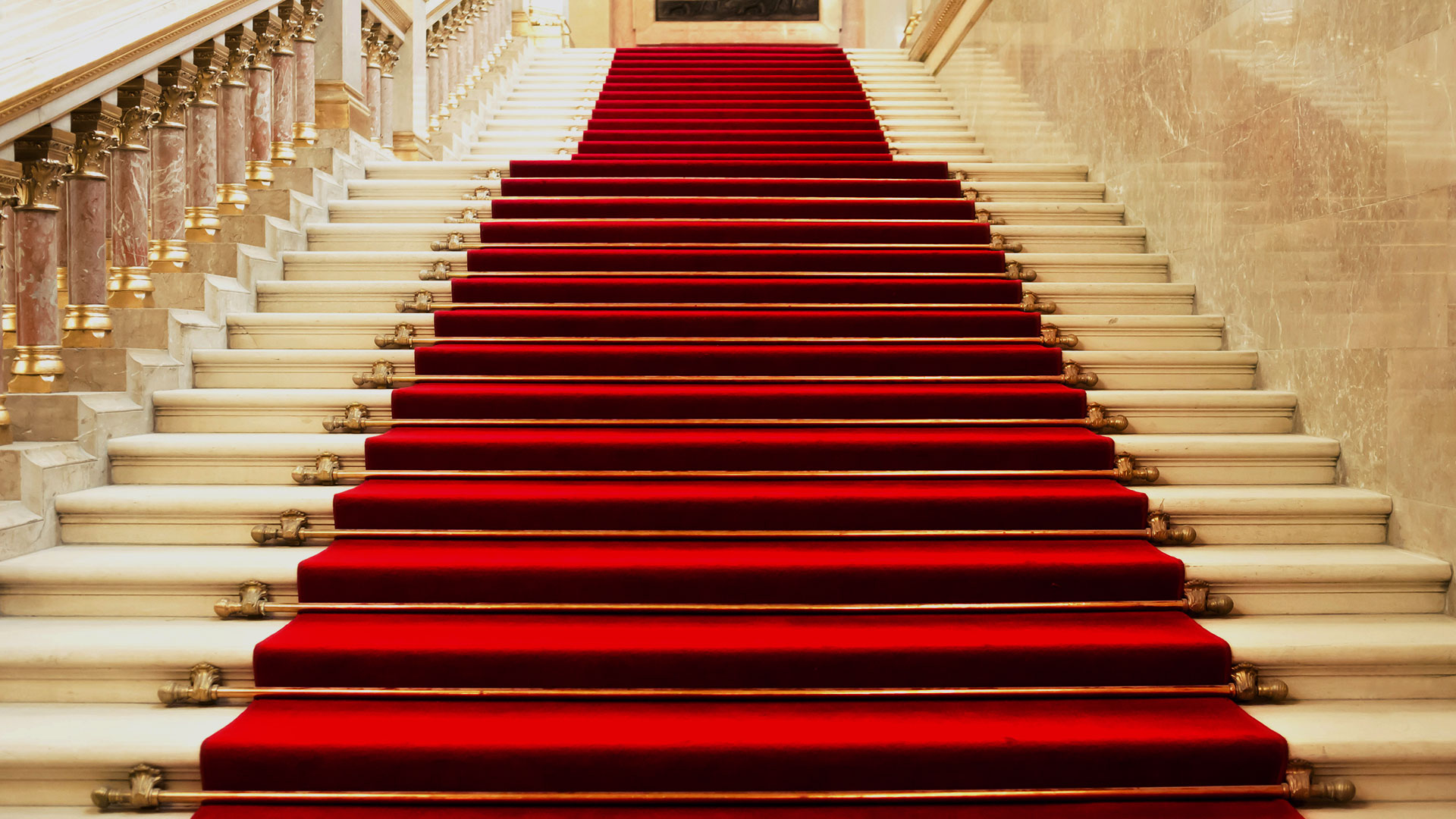 red-carpet-stairs-ss-1920 - Stairs PNG HD