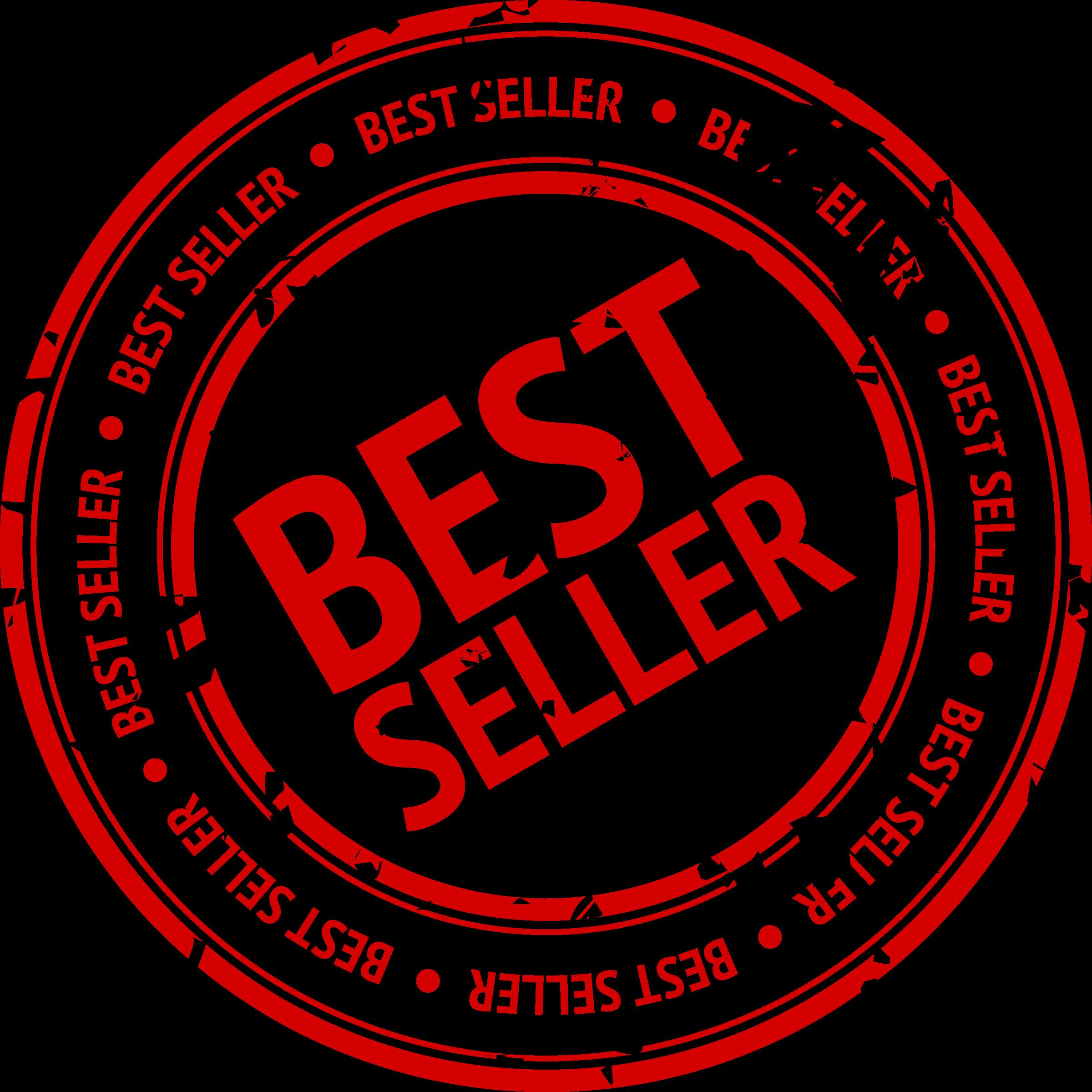 Free Best Seller Stamp Png image #24402 - Stamp PNG