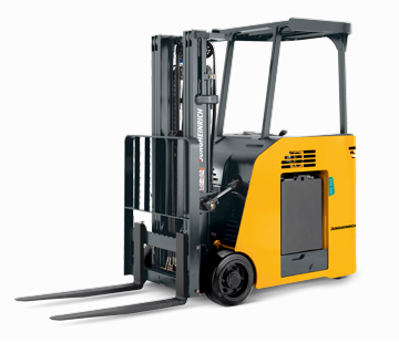 Stand Up Forklift PNG-PlusPNG.com-360 - Stand Up Forklift PNG