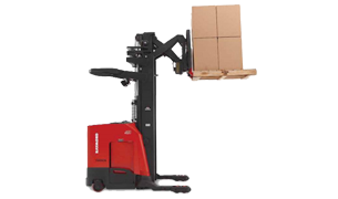 Deep Reach Electric 300u201d (Stand-Up) - Stand Up Forklift PNG
