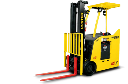 E30u201340HSD Series - Stand Up Forklift PNG