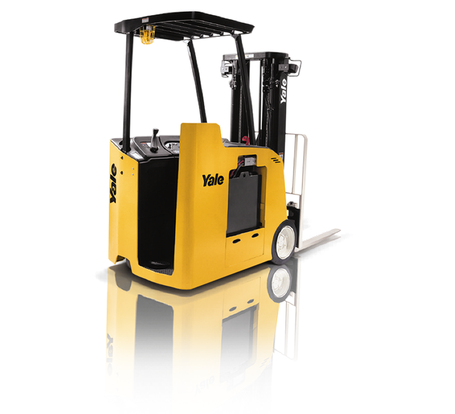 ESC030-40AC 3 Wheel Stand-up Electric Forklift - Stand Up Forklift PNG