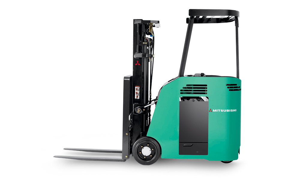 FBC15NS - Stand Up Forklift PNG