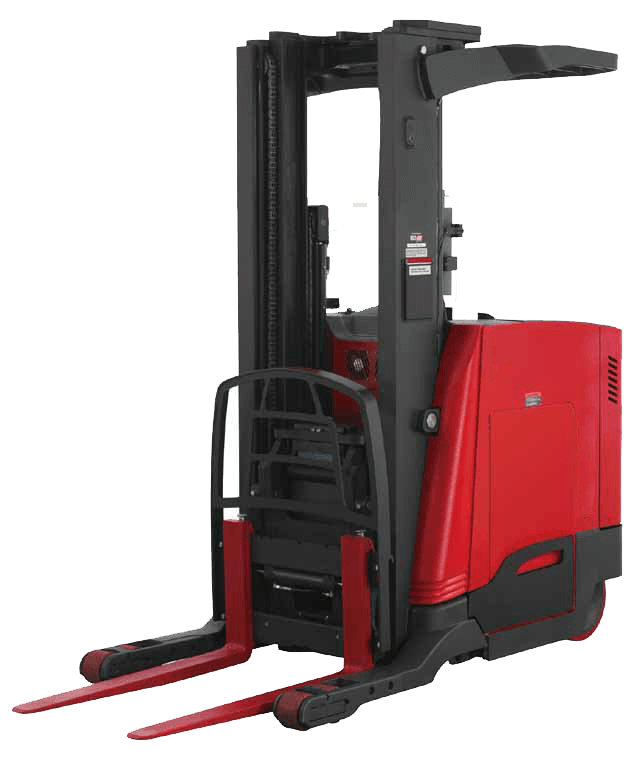 Raymond Forklift Battery - Stand Up Forklift PNG