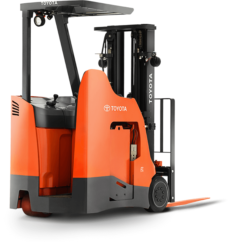 Stand-Up Rider Forklift - Stand Up Forklift PNG