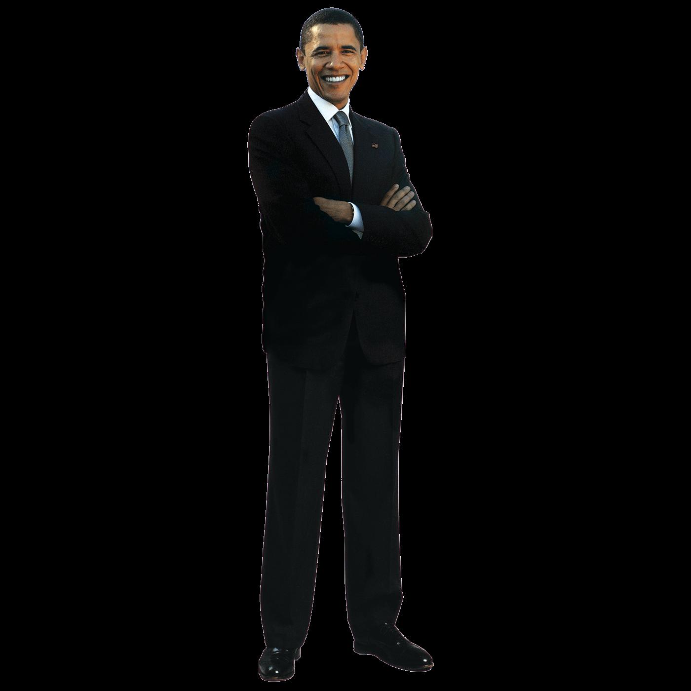 Barack Obama PNG - 860