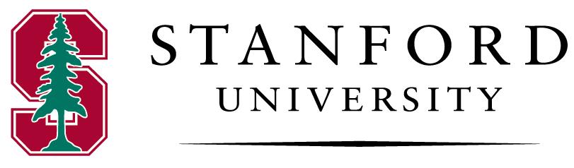 Stanford University Logo PNG - 101506