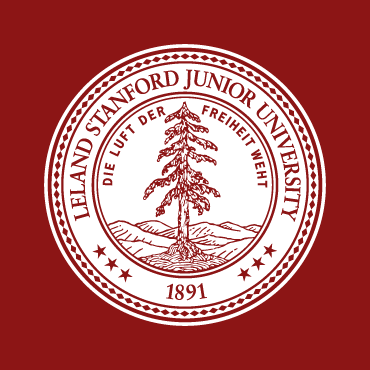 Special version of Cardinal seal artwork with additional white line around  exterior for use on Cardinal - Stanford University Logo PNG