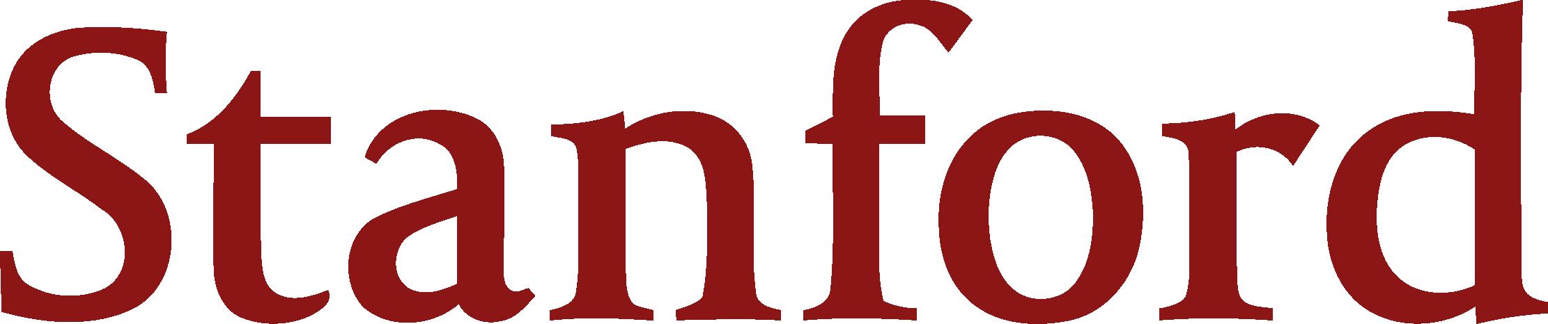 Stanford University Logo PNG - 101503