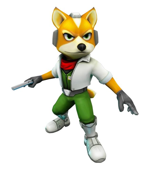 Star Fox (1).png - Star Fox PNG