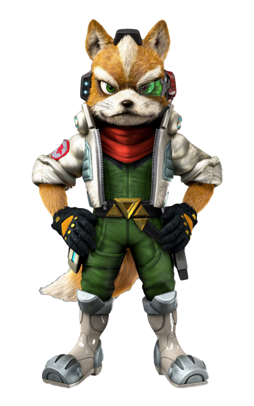 Star Fox PNG-PlusPNG.com-300