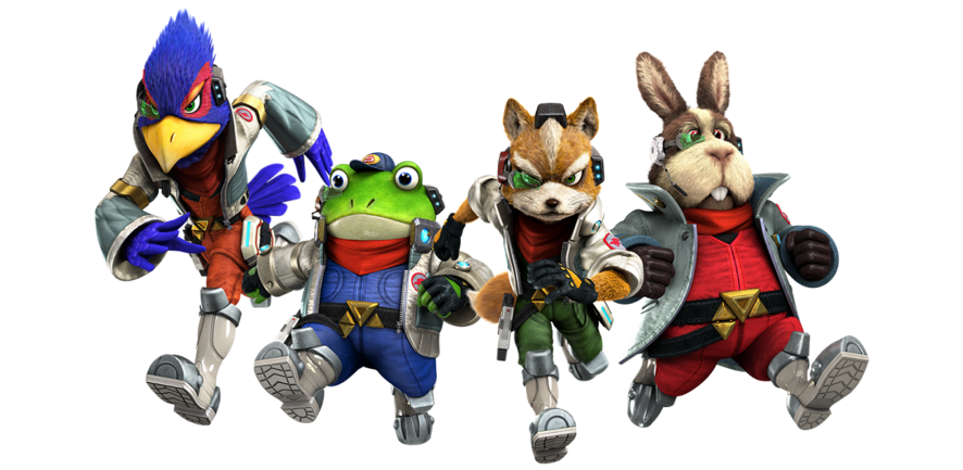 Starfox 3D Models - Star Fox PNG