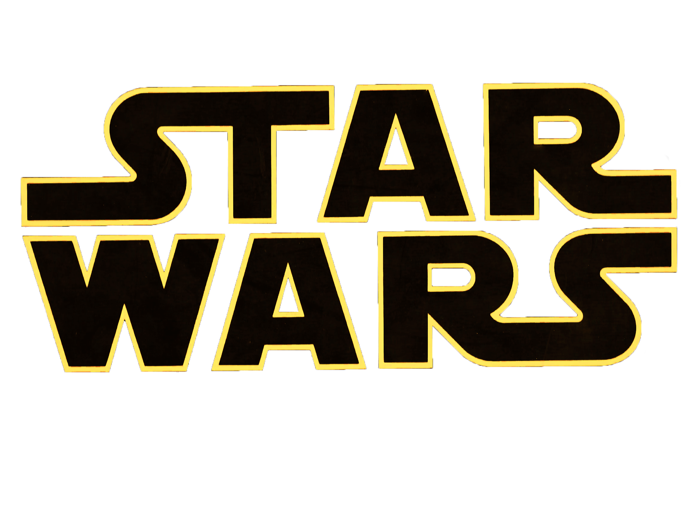 Movies · Star Wars - Star Movies Logo PNG