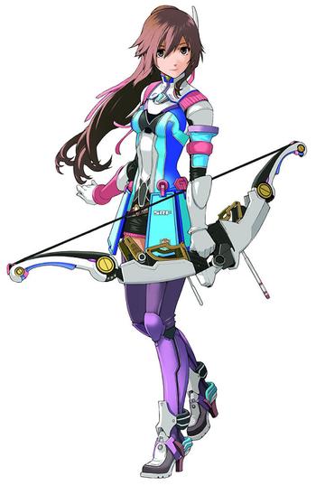 Reimi Saionji - Star Ocean PNG