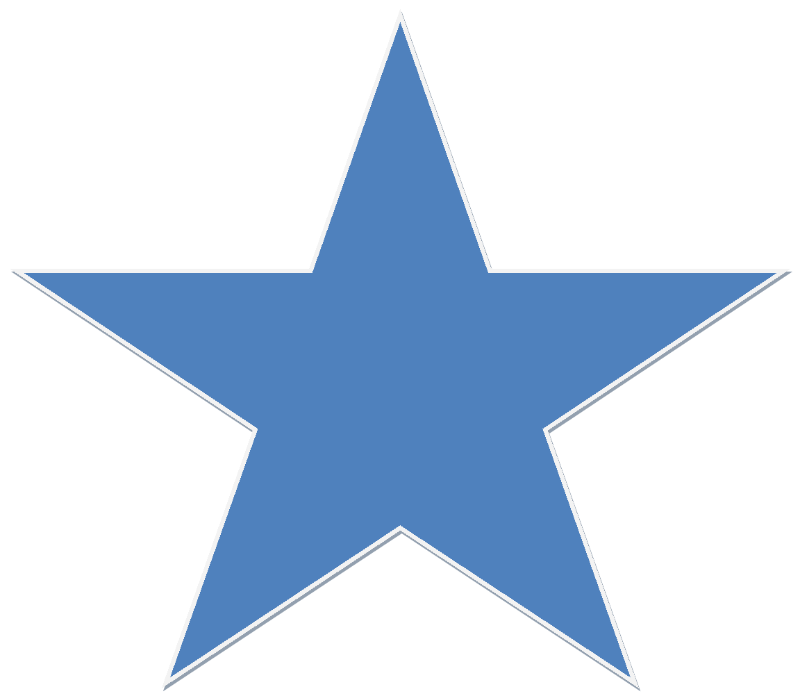 File:A Blue Star.png - Star PNG
