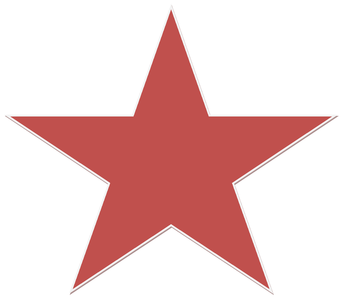 File:A Red Star.png - Star PNG