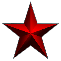 Red Star Png Image PNG Image - Star PNG