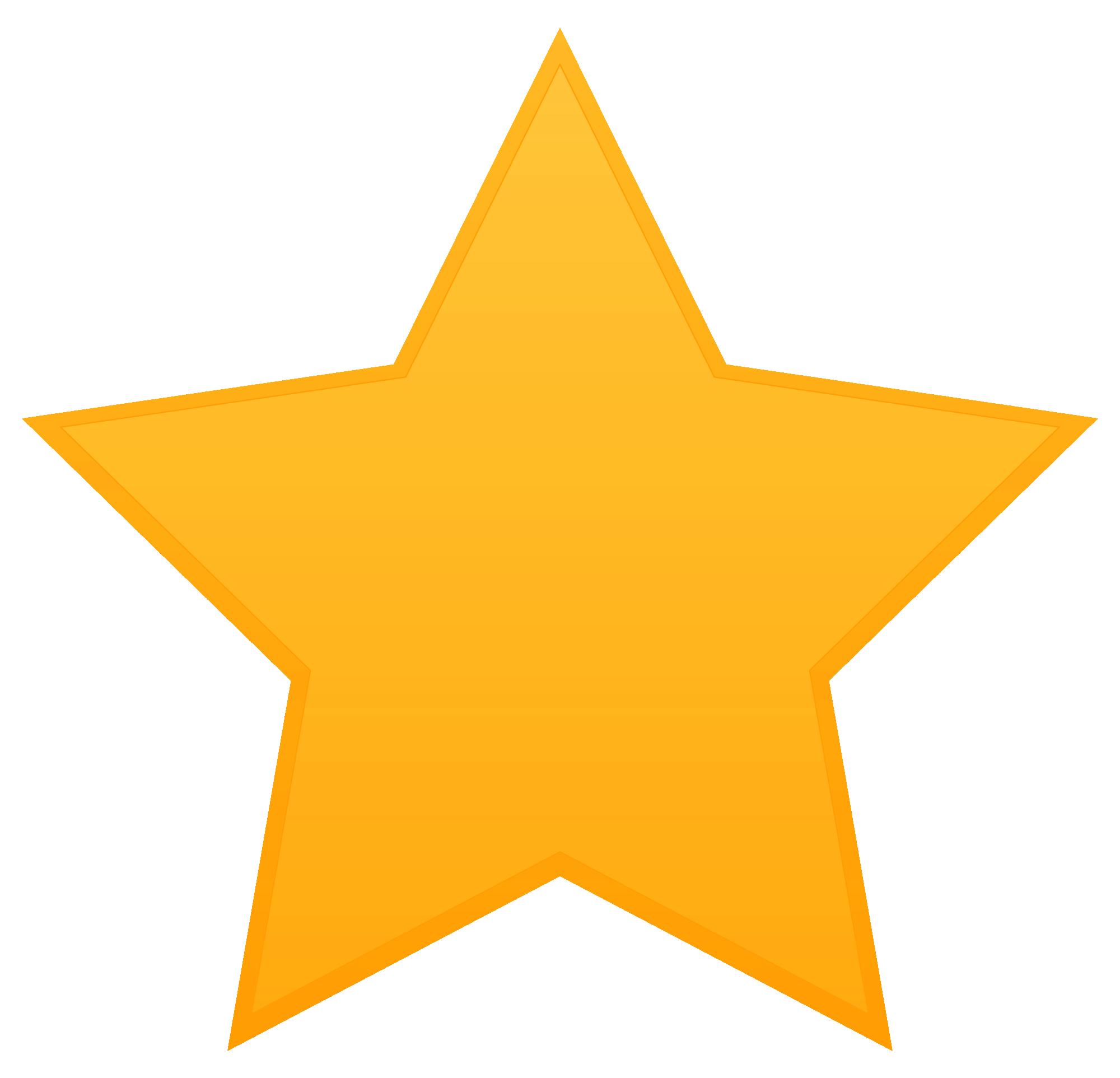 Star Vector PNG Transparent Image - Star PNG