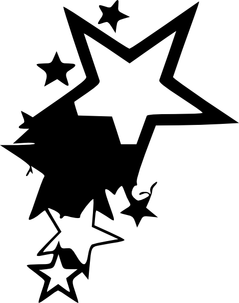 Star Tattoos PNG - 13