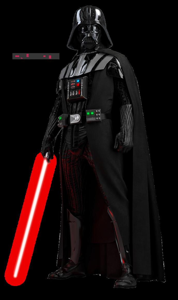 Darth Vader - Star Wars: Battlefront (Render) by Crussong PlusPng.com  - Star Wars Battlefront PNG