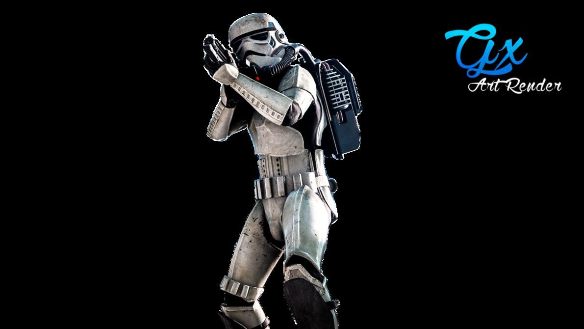 Star wars battlefront by GaXxBR PlusPng.com  - Star Wars Battlefront PNG
